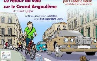 image Le retour du vélo sur le Grand Angoulême