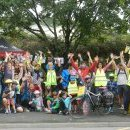 Velorution Septembre 2015 - Pot STGA-route de Bordeaux