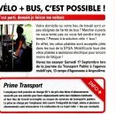 STGA-velo + bus, c'est possible !