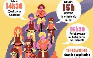 image Vélorution Angoulême 2021