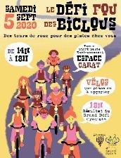 image Defi fou des Biclous