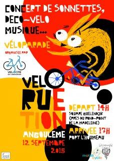image Vélo parade 2015