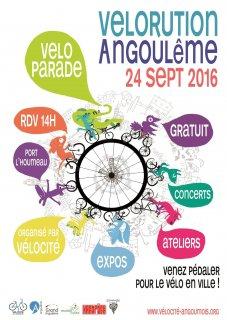 image Vélorution Angoulême 2016 !!