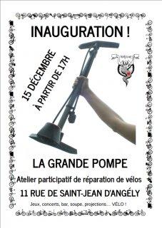 image Inauguration de la Grande Pompe