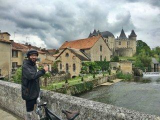 image Tour de la Charente à vélo